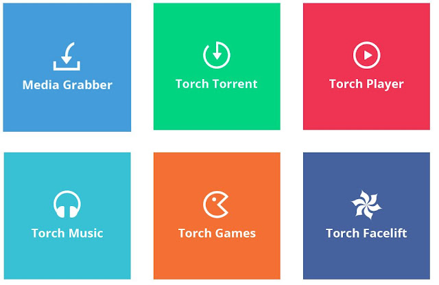 Torch Browser Features
