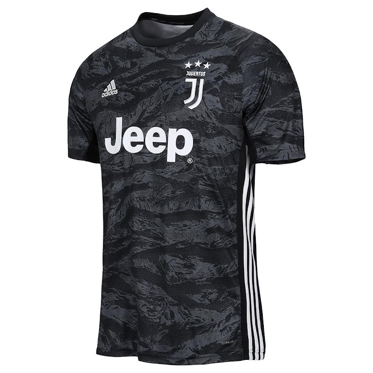 81cc730cdab Juventus 19-20 Goalkeeper Kit Released - Footy Headlines