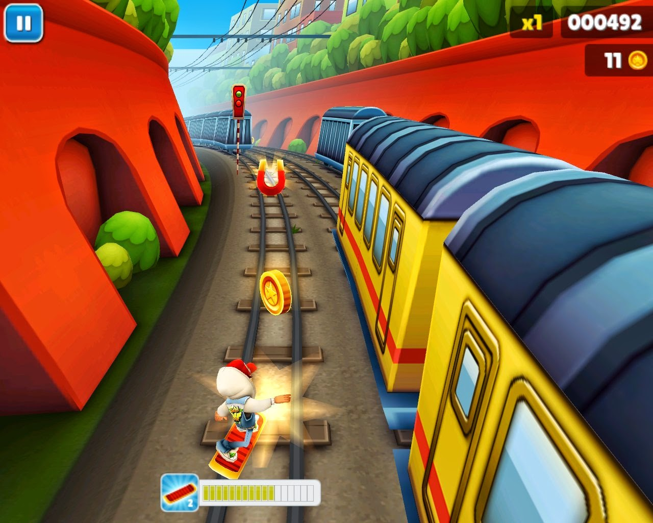 how to play subway surfers on pc windows 7