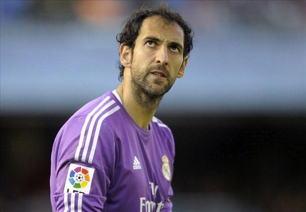 Trong 1 thập niên trở lại đây, Diego Lopez không phải là thủ môn tốt nhất của Tây Ban Nha.