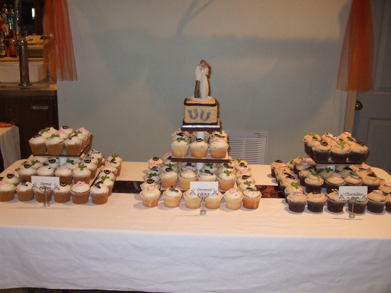 Cakes By Paula: Western Themed Wedding