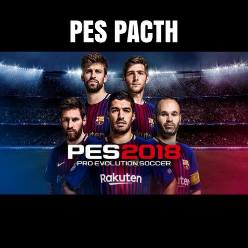 Patch Atualização Pes 2018 Ps3 – Name