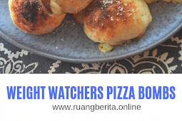 WEIGHT WATCHERS PIZZA BOMBS