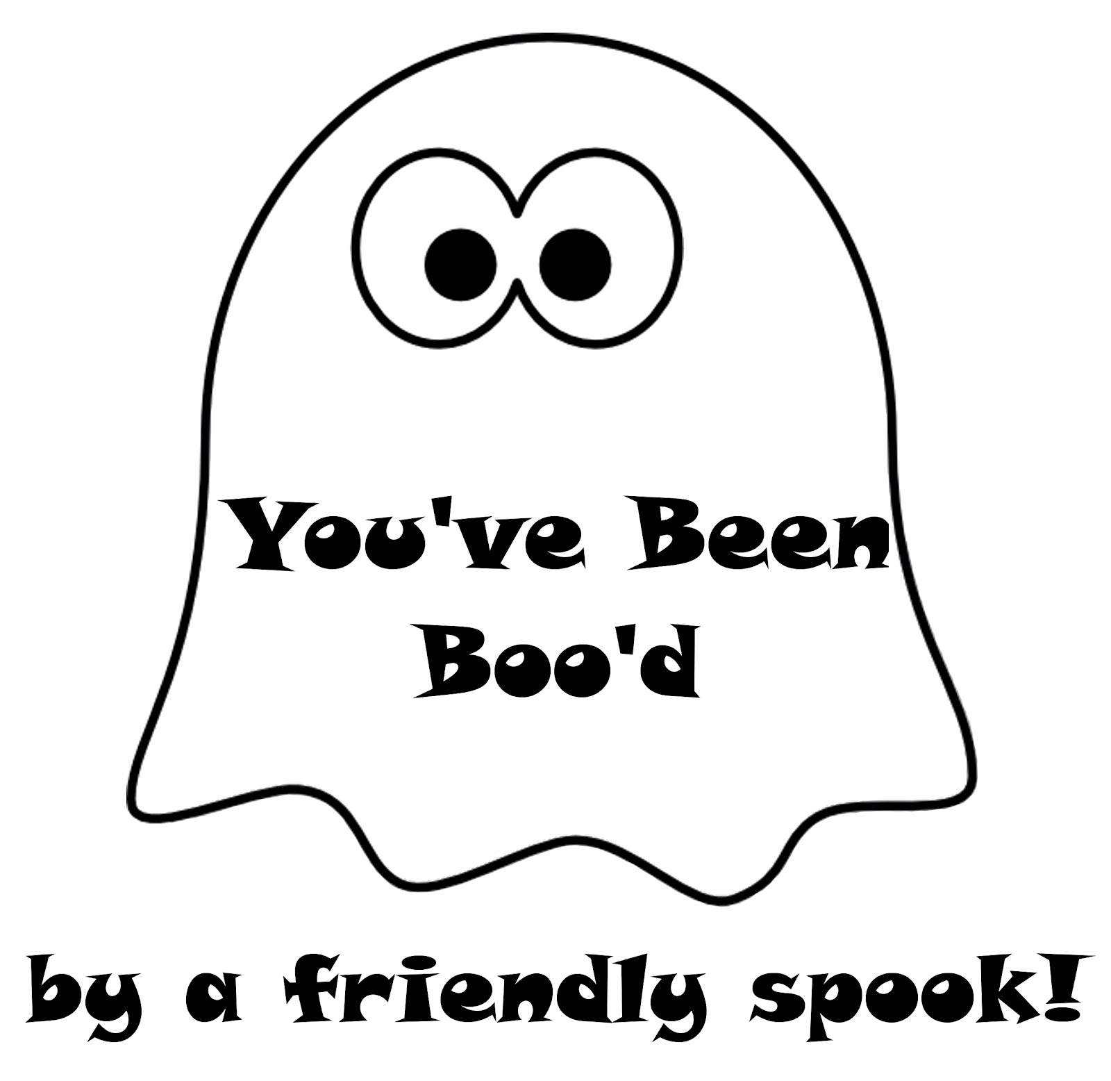 You Ve Been Boo D