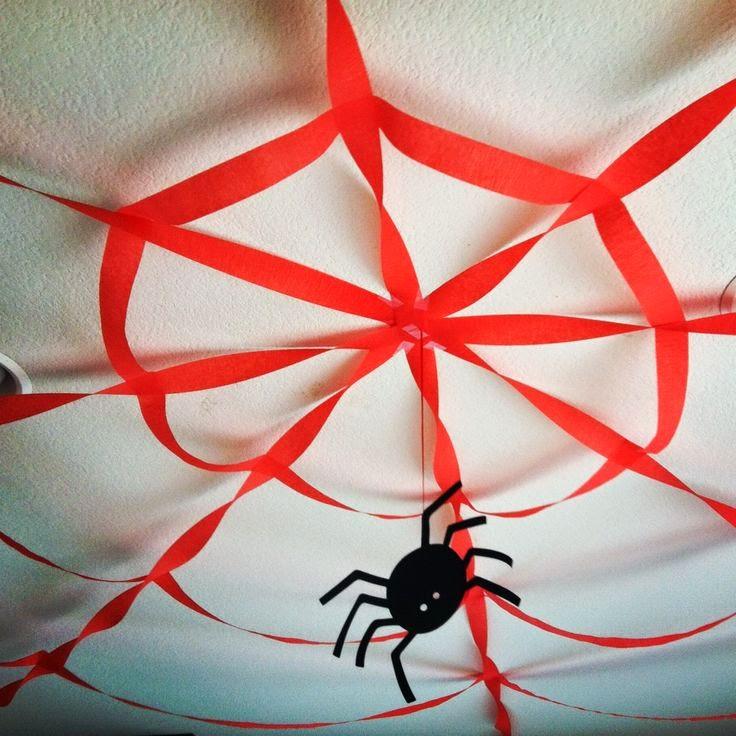Decoraci n de fiestas infantiles de spiderman hombre - Decoracion de aranas ...
