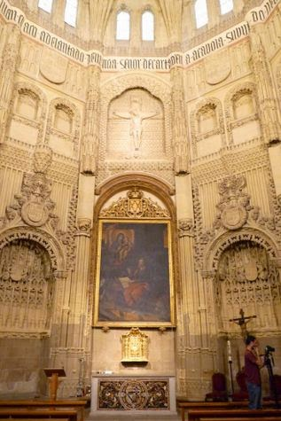 La Catedral de Murcia.