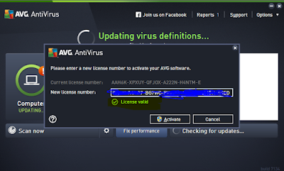 AVG Antivirus 2016 Screenshot 1