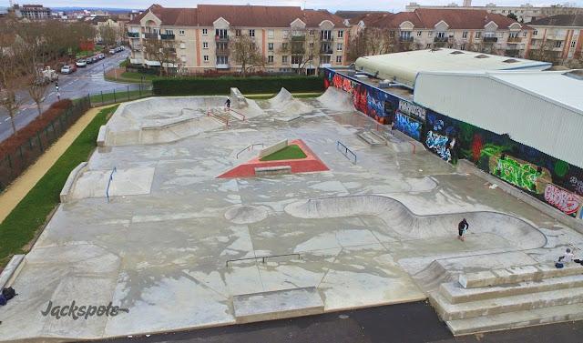 Skatepark Cergy