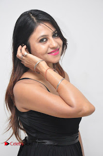 Nikita Chhabria Pictures in Black Dress at Yes Mart Event ~ Bollywood and South Indian Cinema Actress Exclusive Picture Galleries