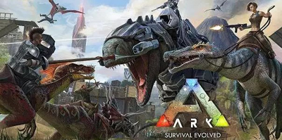 ARK Survival Evolved Mod Apk + Data v1.1.13 Unlimited Amber
