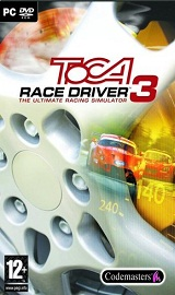 TOCA Race Driver 3 Cover - Toca Race Driver 3 - Reloaded