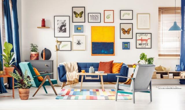 Gaya Desain Salon Menggantung 2019