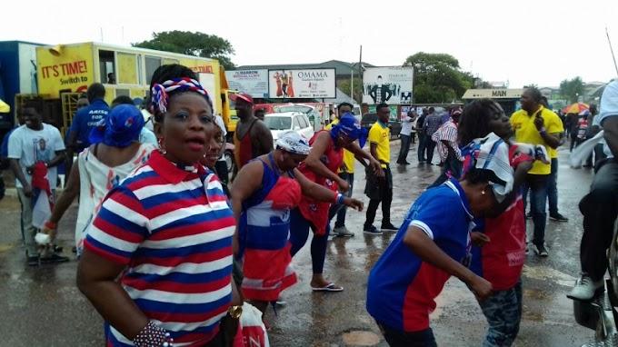 Accra floods ahead of NPP manifesto launch