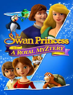 La Princesa Cisne  Un misterio real  2018
