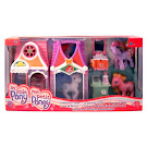 My Little Pony Skywishes Playsets Celebration Salon Bonus G3 Pony