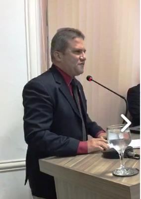 Vereador Júnior Balreira critica vereadores do grupo Ivo Gomes