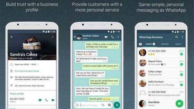 Download WhatsApp Business Apk Terbaru
