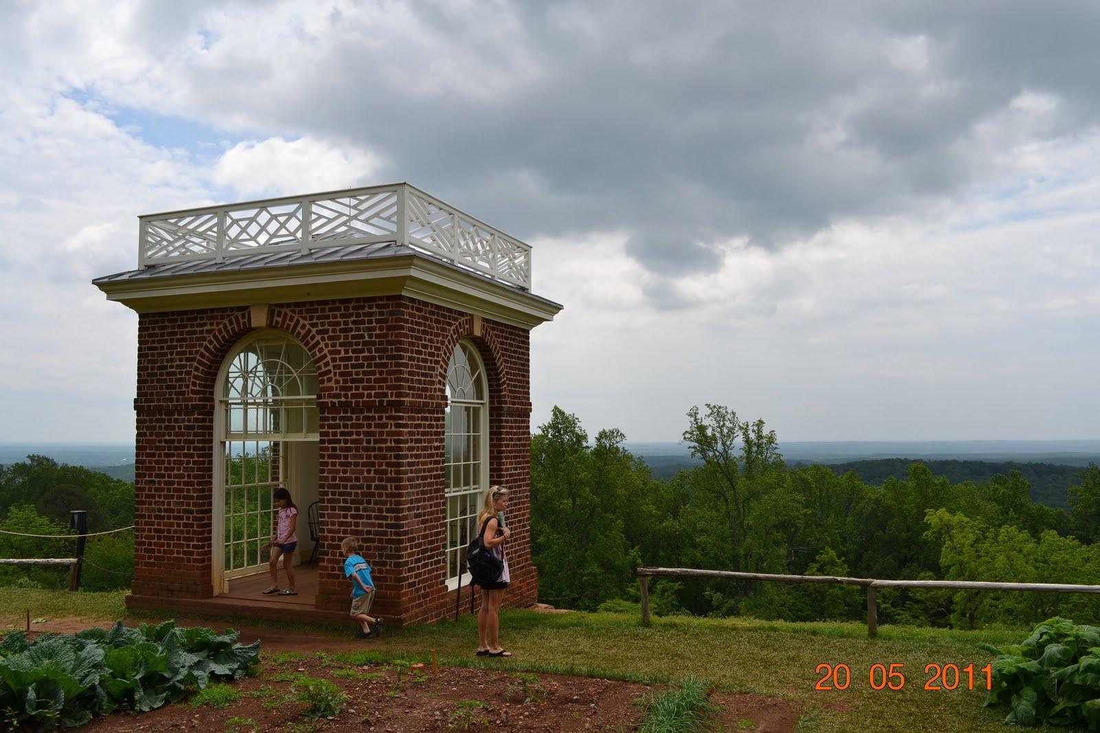 Thecobbfamilyjourney Monticello