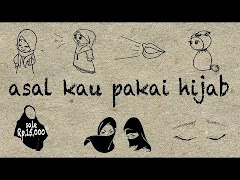 Lirik Lagu Asal Kau Pakai Hijab – Gus Aldi (Parody Asal Kau Bahagia - ARMADA)