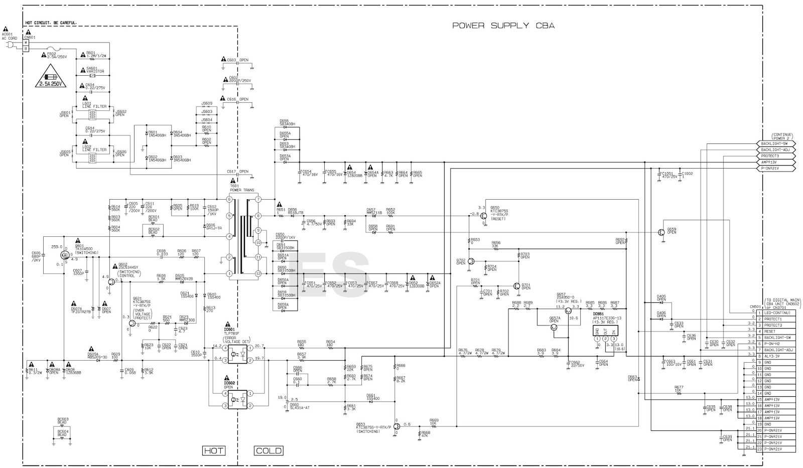 funai tv schematic diagram wiring diagram datasourcefirmware download how to enter service mode emerson lcd tv [ 1600 x 933 Pixel ]