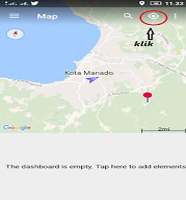 Mengetahui Lokasi Anda Menggunakan GPS Android