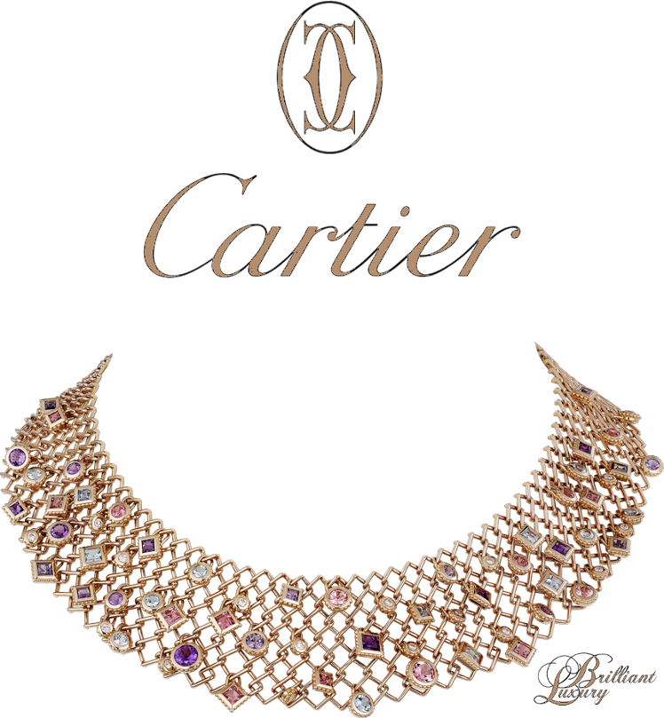 Brilliant Luxury ♦ Cartier Paris 'Nouvelle Vague' Collection