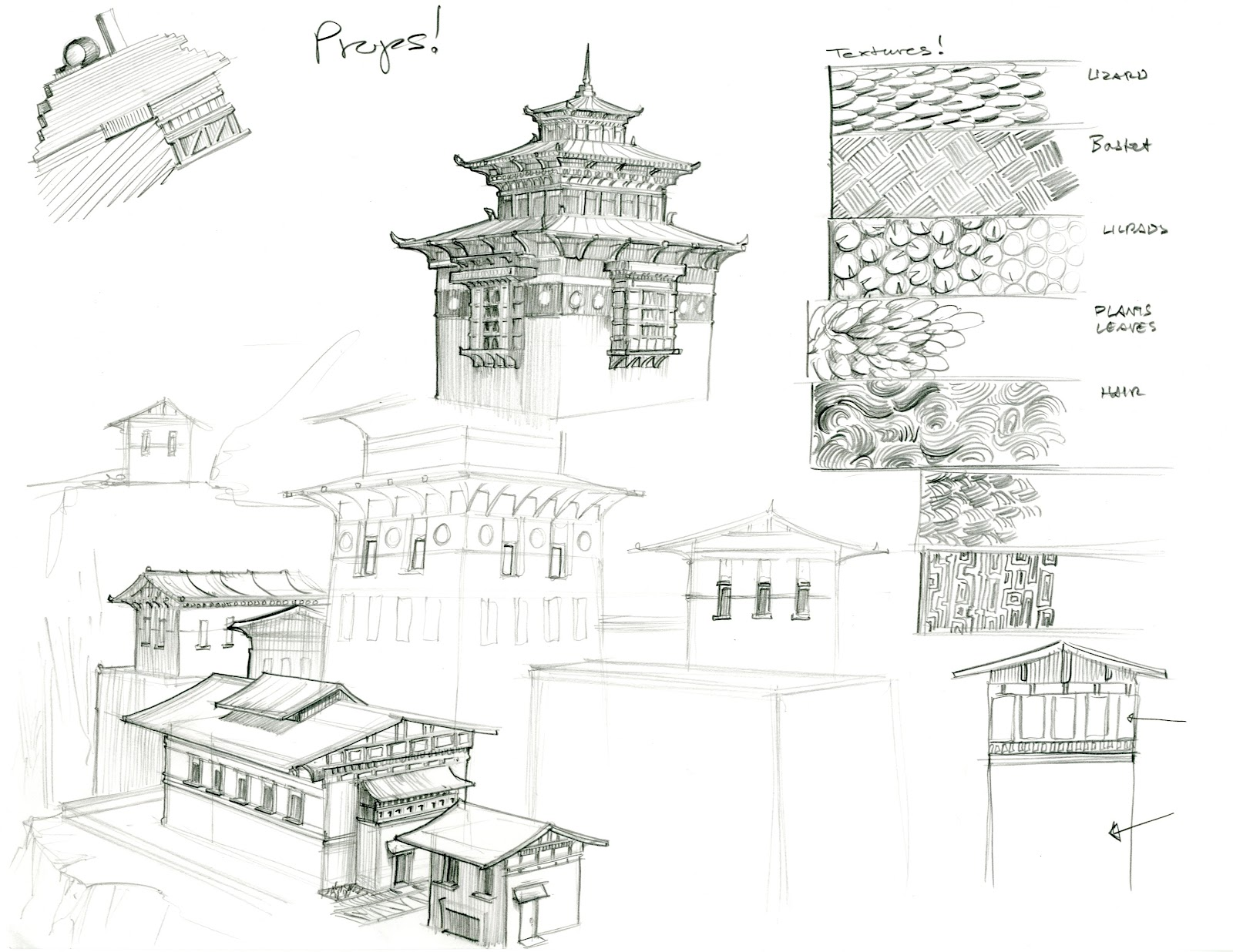 Red Engine Studios: Sketching for Environment