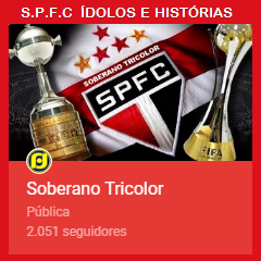 G+ SOBERANO TRICOLOR DO TRI