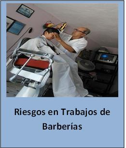 Prevención de Riesgos en Barberías.