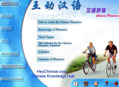 Phần mềm học tiếng Trung Interactive Chinese