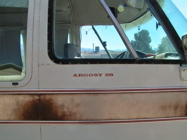 Used Motorhomes For Sale By Owner >> Used RVs 1976 AirStream Argosy Motorhome for Sale For Sale by Owner