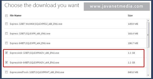Download Gratis Database SQL Server 2014