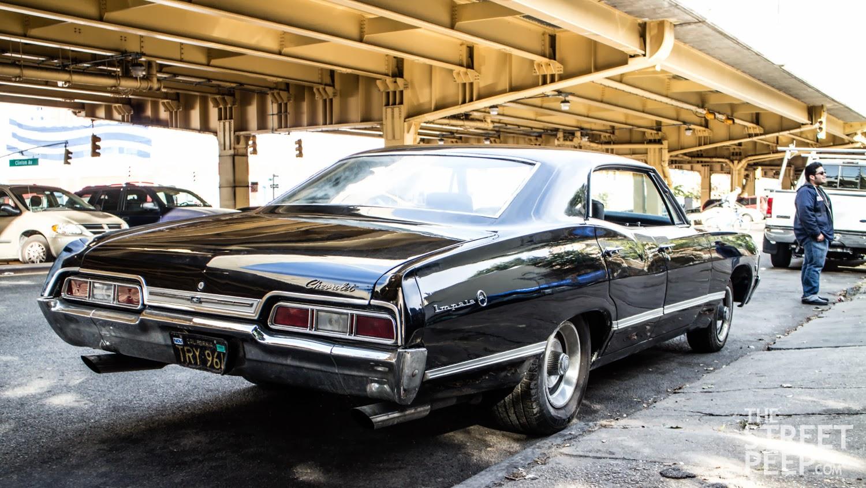 Impala 1967 chevy impala 4 door hardtop for sale : THE STREET PEEP: 1967 Chevrolet Impala Coupe