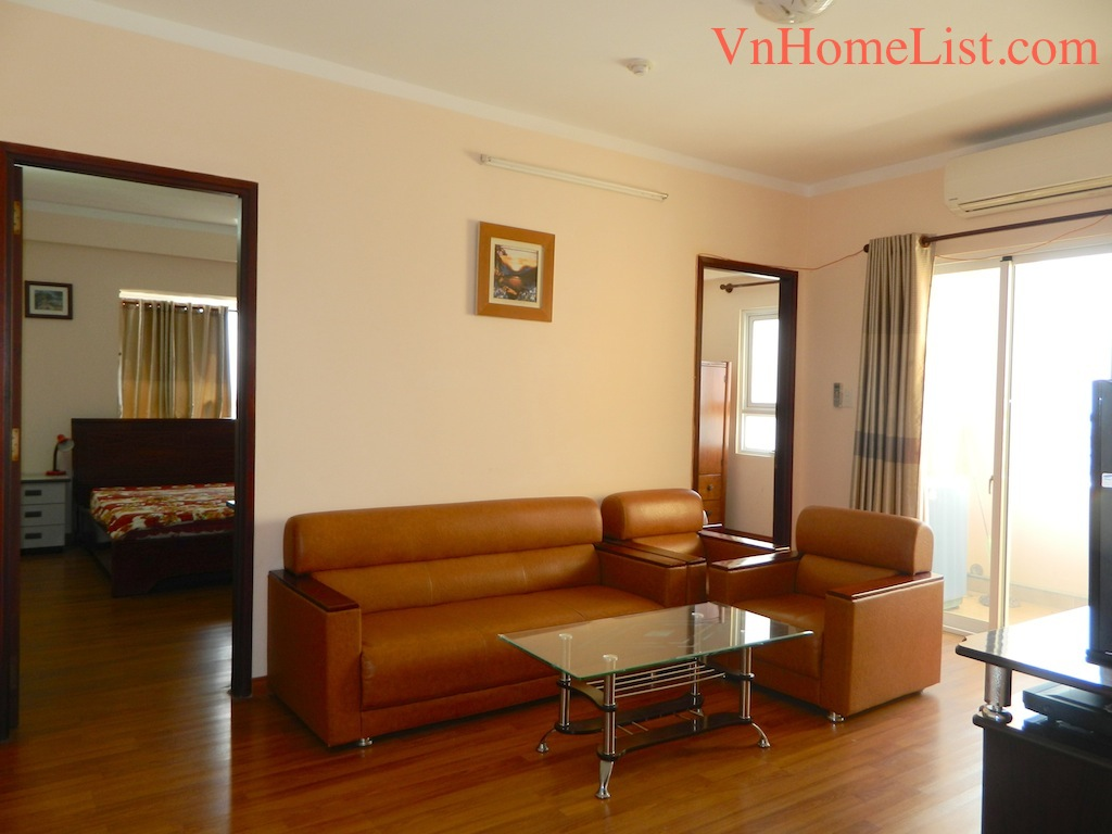 FURNISHED 2 BEDS Apartment For Rent Vung Tau Center