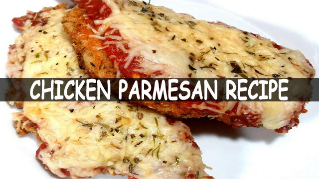 how to make chicken parmesan with chicken breast | chicken parmesan recipe