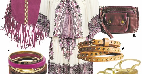Belle's Diary: Bohemian Style