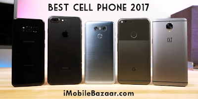 Best Cell Phones 2017 - Best Buyer's Guide