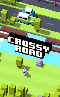 Download Crossy Road Mod Apk v2.1.0 Unlocked/Coins/Ads Free Terbaru