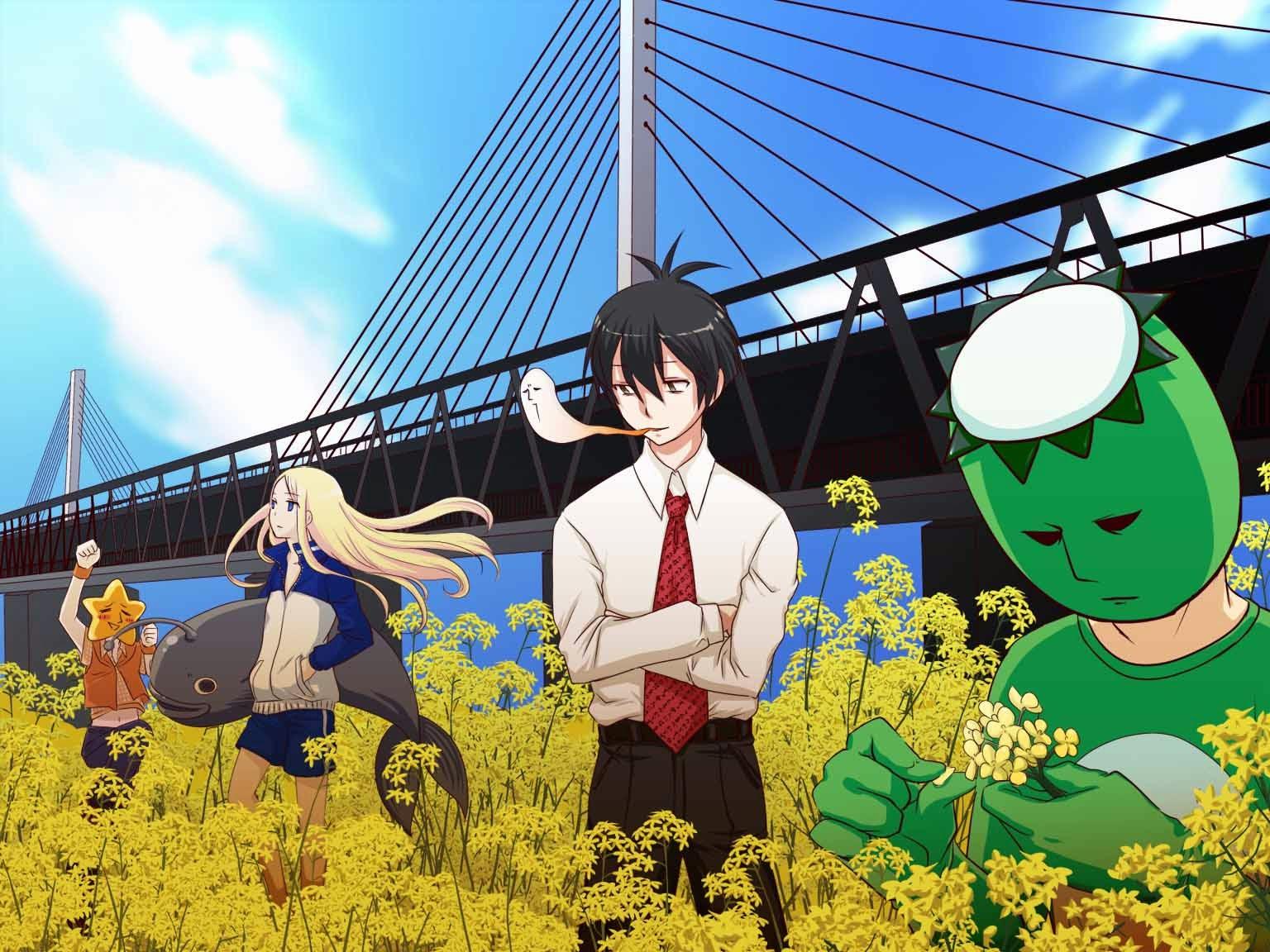Arakawa Under The Bridge Wallpapers Hd Social Photos Book