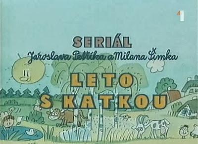 Leto s Katkou / Summer with Kate. 1975.