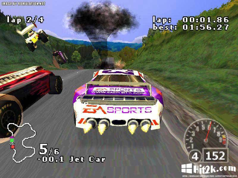 Nascar Rumble PC Game