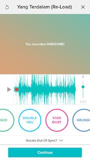 Smule Sing! Aplikasi Karaoke Untuk Android dan Iphone #15