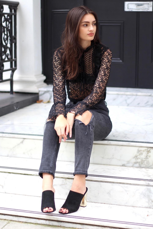 peexo autumn style lace