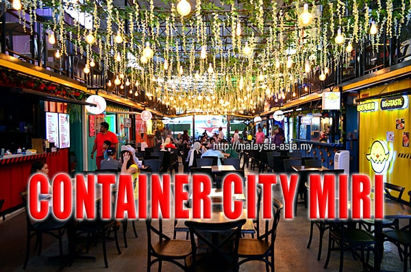 Miri Container City