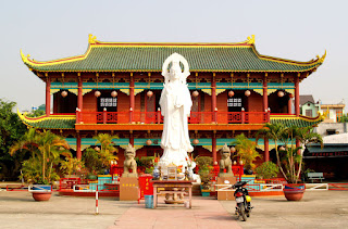 Sung Hung Pagoda-  The Oldest Pagoda in Phu Quoc Island
