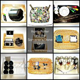 Harry Potter activities for kids