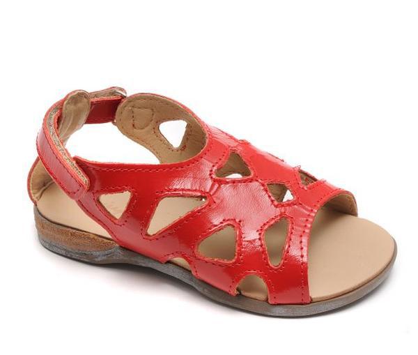 Sandalias para niñas moda primavera verano 2018.