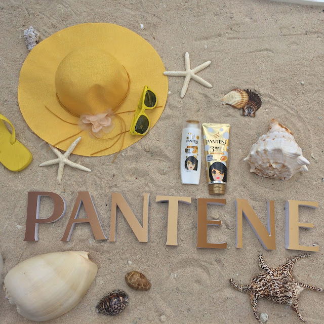 Get Hair Stronger Than The Sun This Summer. Be summer-strong with the new limited edition Pantene UV Rescue