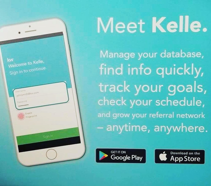 What's The Kelle App?