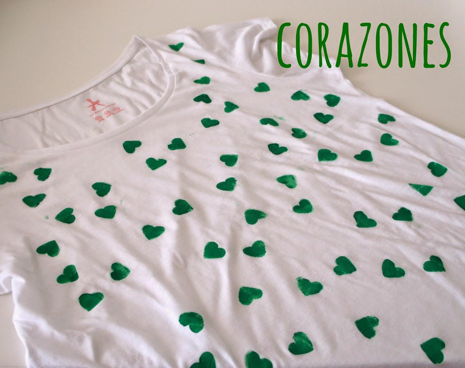 Pinafili Pintar Corazones Mes De La Camiseta 2ª Edición